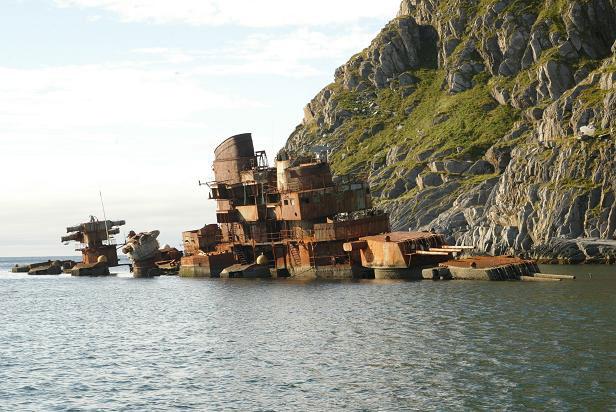 Sorprendentes Lugares y Objetos Abandonados