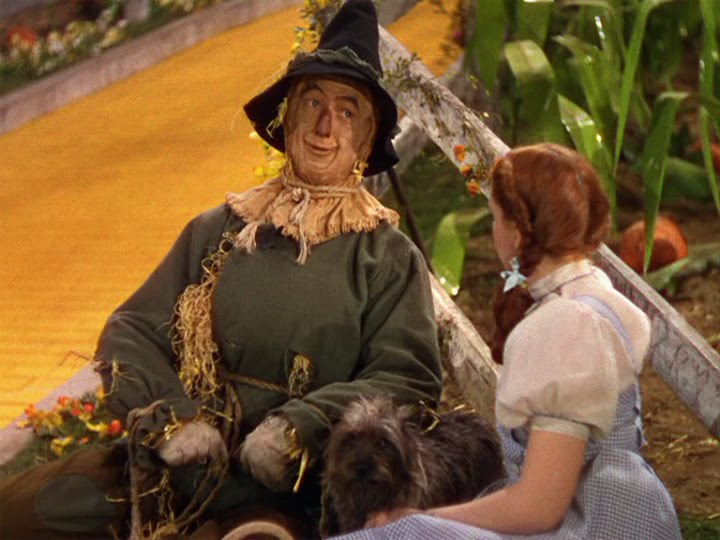 Scarecrow face wizard of oz - photo#8