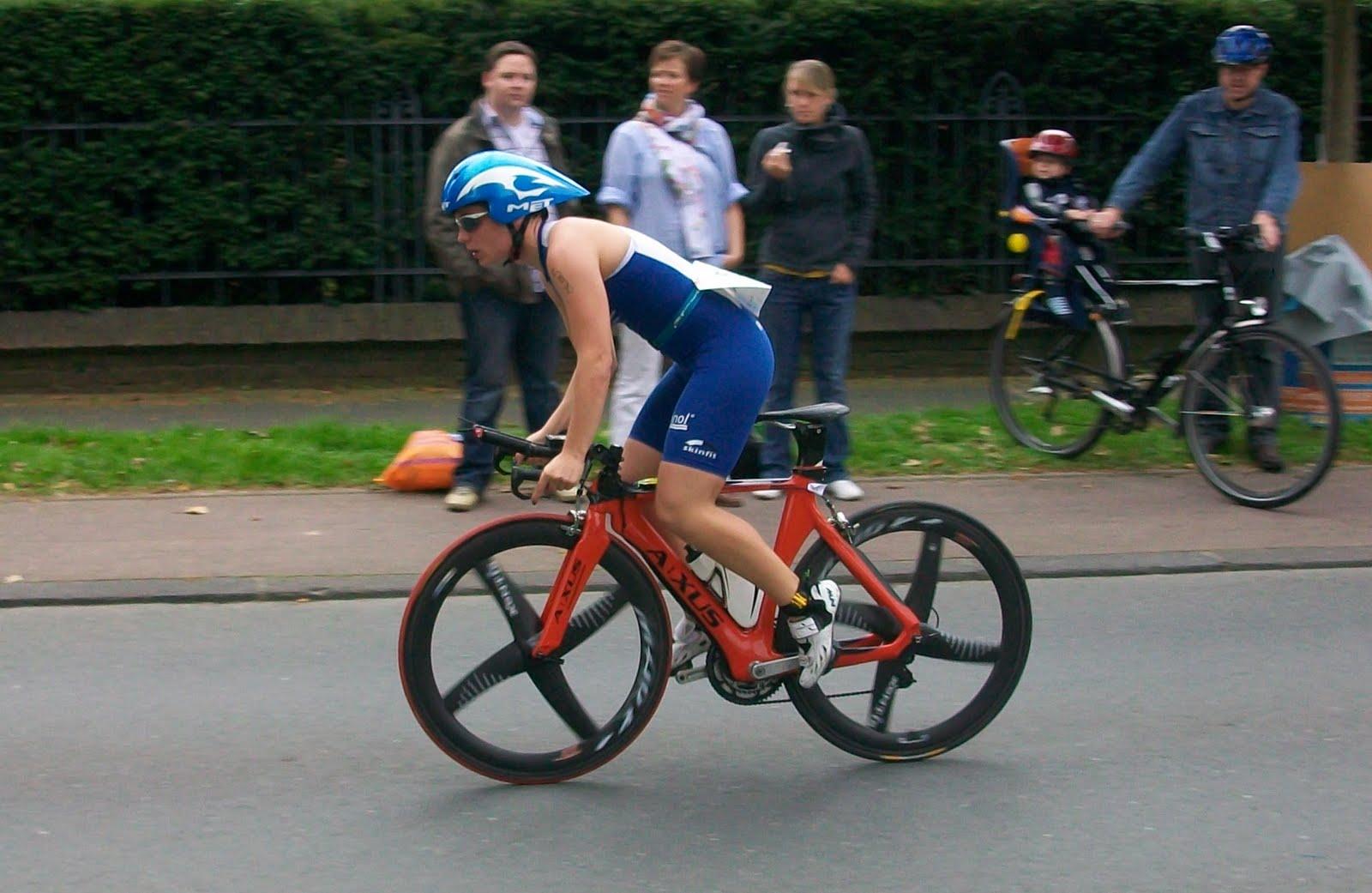Inge Roersch Christian Kock Ratingen Triathlon
