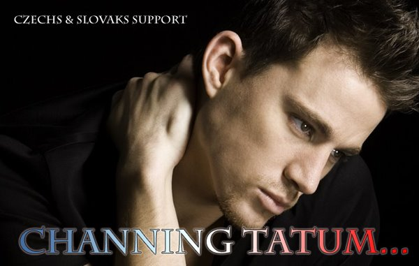 Czech & Slovak Fan Community of Chan Tatum