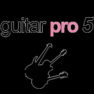 Guitar Pro 5  dans _~~