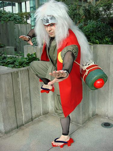Los mejores cosplays Naruto%20Cosplay%20-%20Jiraiya%201