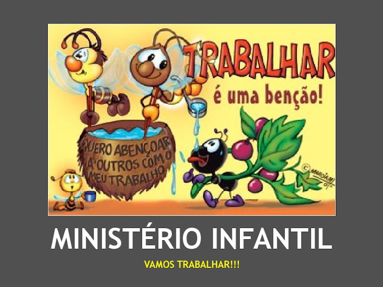 MINISTRIO INFANTIL
