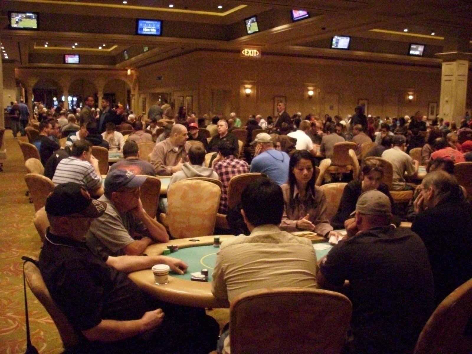 borgata video poker