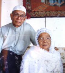 Allahyarham Bapa & Mama