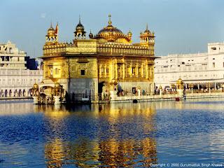 GoldenTemple+amristar Foto Candi Paling Megah Di Dunia