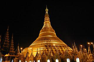 Shwedagon+Pagoda2 Foto Candi Paling Megah Di Dunia