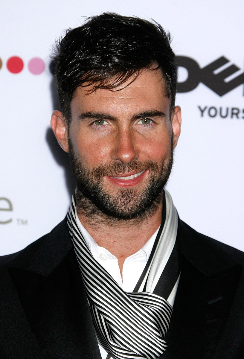 Adam Levine - Gallery Photo