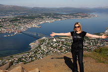 At the top of world in Tromsø
