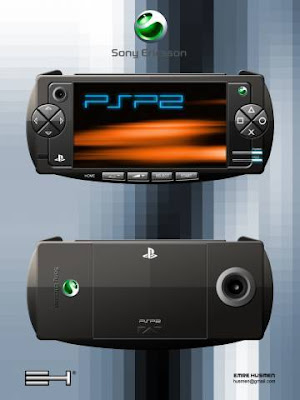 PSP2 Re Invention