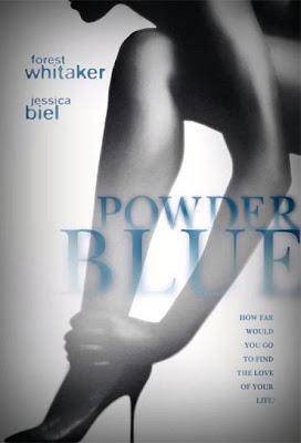 Jessica Biel's Powdeer Blue Sexy Scnes