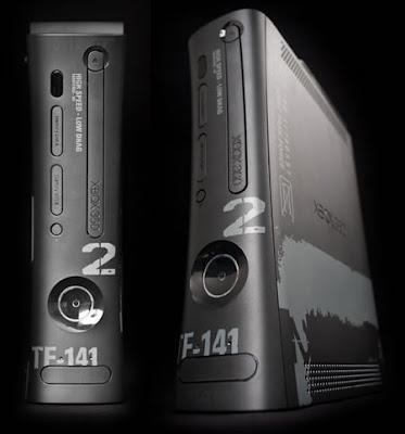 Xbox 360  - 250 GB for Modern Warfare