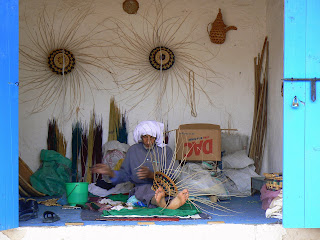 Traditional craftsmanship can be found at the Heritage Village
