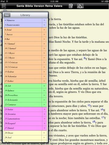 La Biblia Reina Valera (Spanish Bible)HD IPA 7.2 For iPad Download