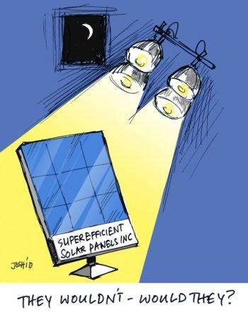 how to make solar panels work better