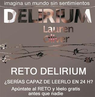 Reto Delirium