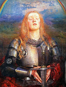 ST JOAN OF ARC, PRAY FOR US