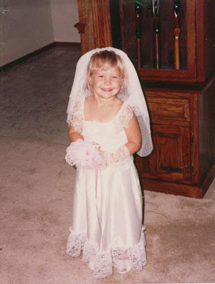 wedding dress baby