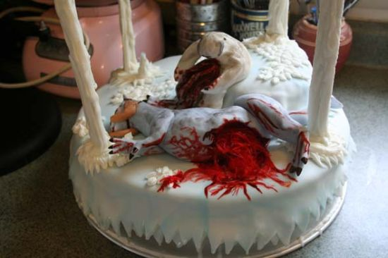 Zombie Wedding Cake Toppers For Sale