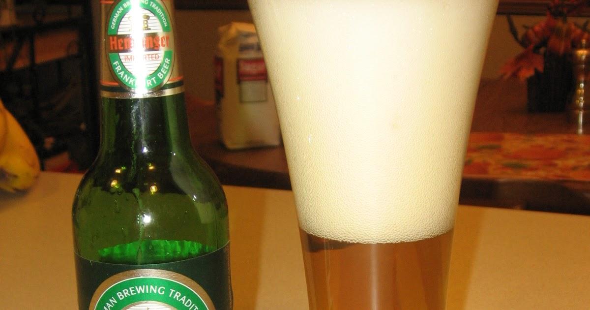 the beerocrat henninger premium frankfurt beer lager. Black Bedroom Furniture Sets. Home Design Ideas