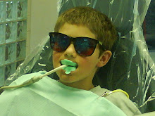 Jonny at the Dentist