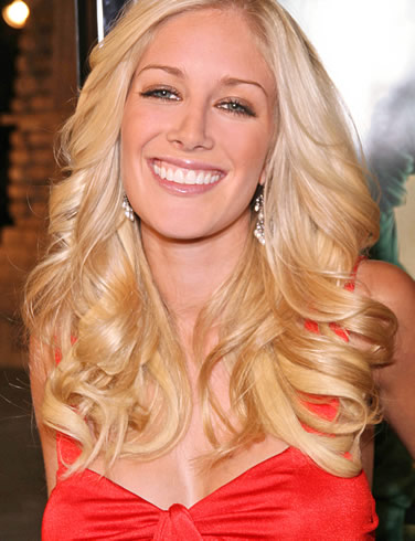 Long celebrity hairstyles. Medium length hair cuts. Extremely curly hair.