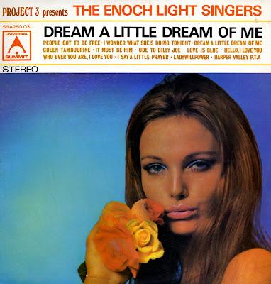 The Enoch Light Singers: Dream A Little Dream Of Me (1967)