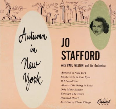 Jo Stafford: Autumn In New York (1950)