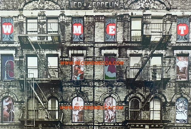 Lemon Squeezings: Led Zeppelin News: Possibly unique copy of