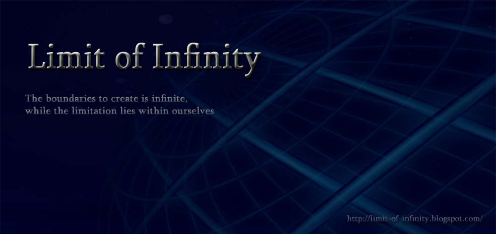 Limit of Infinity