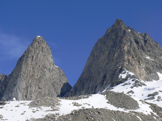 Superbi Monti senza "Nome"