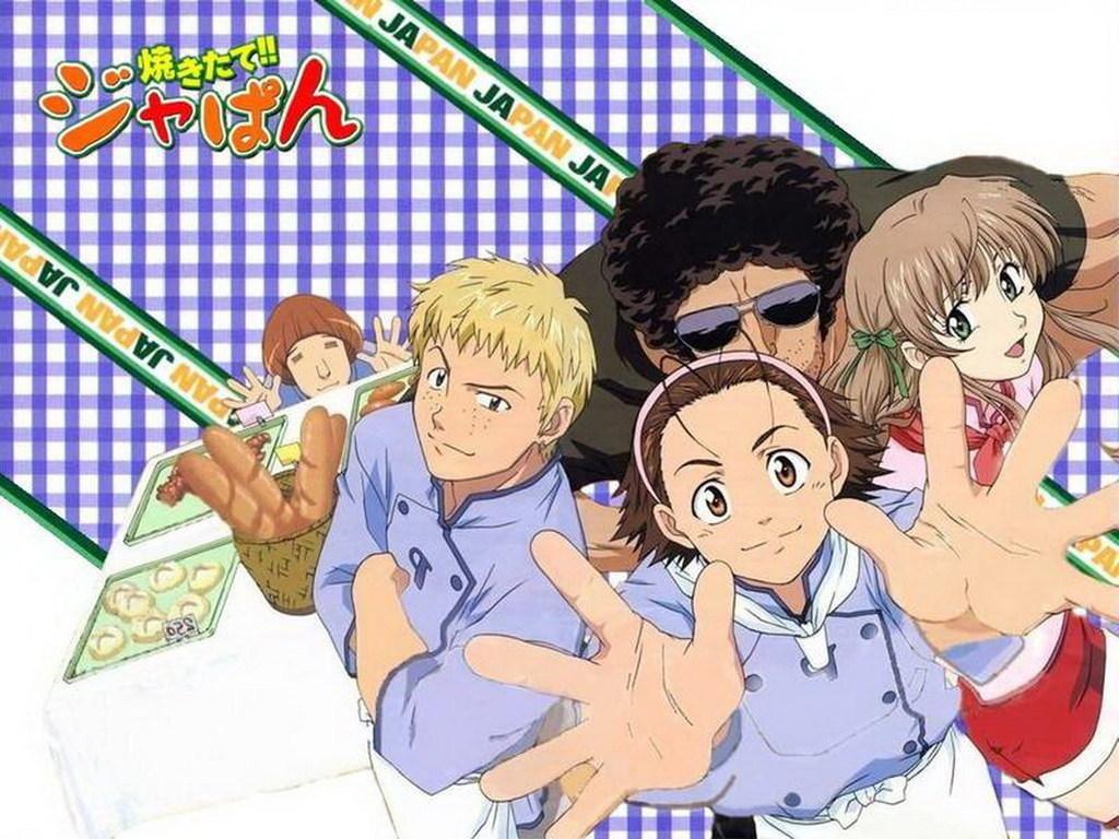 anime wallpaper vista