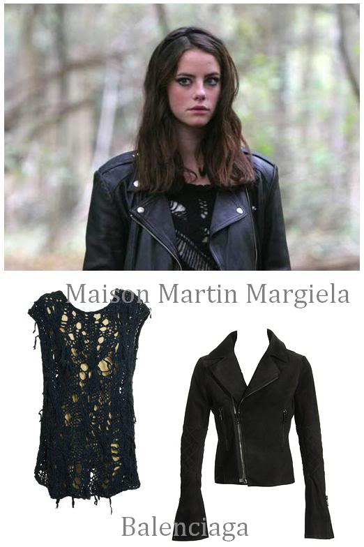 Effy stonem leather jacket