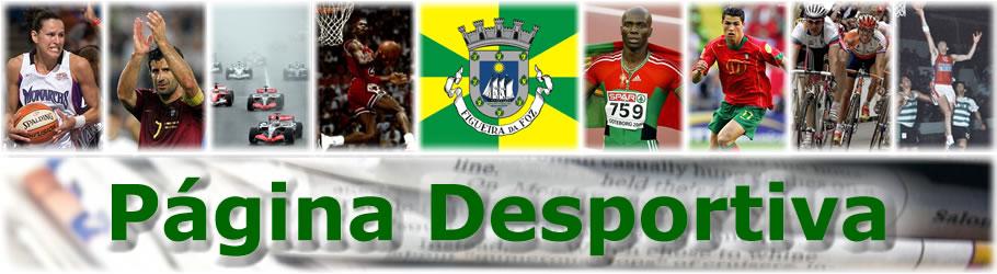 Página Desportiva