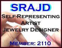 Self Representing Artist Jewellery Designer