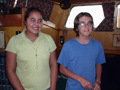 Kyle and friend Lapita