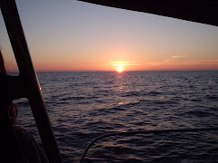 Sunset at Sea!
