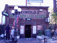Jack London's slanted Bar