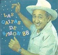 Simón Díaz - Las Gaitas de Simón 88