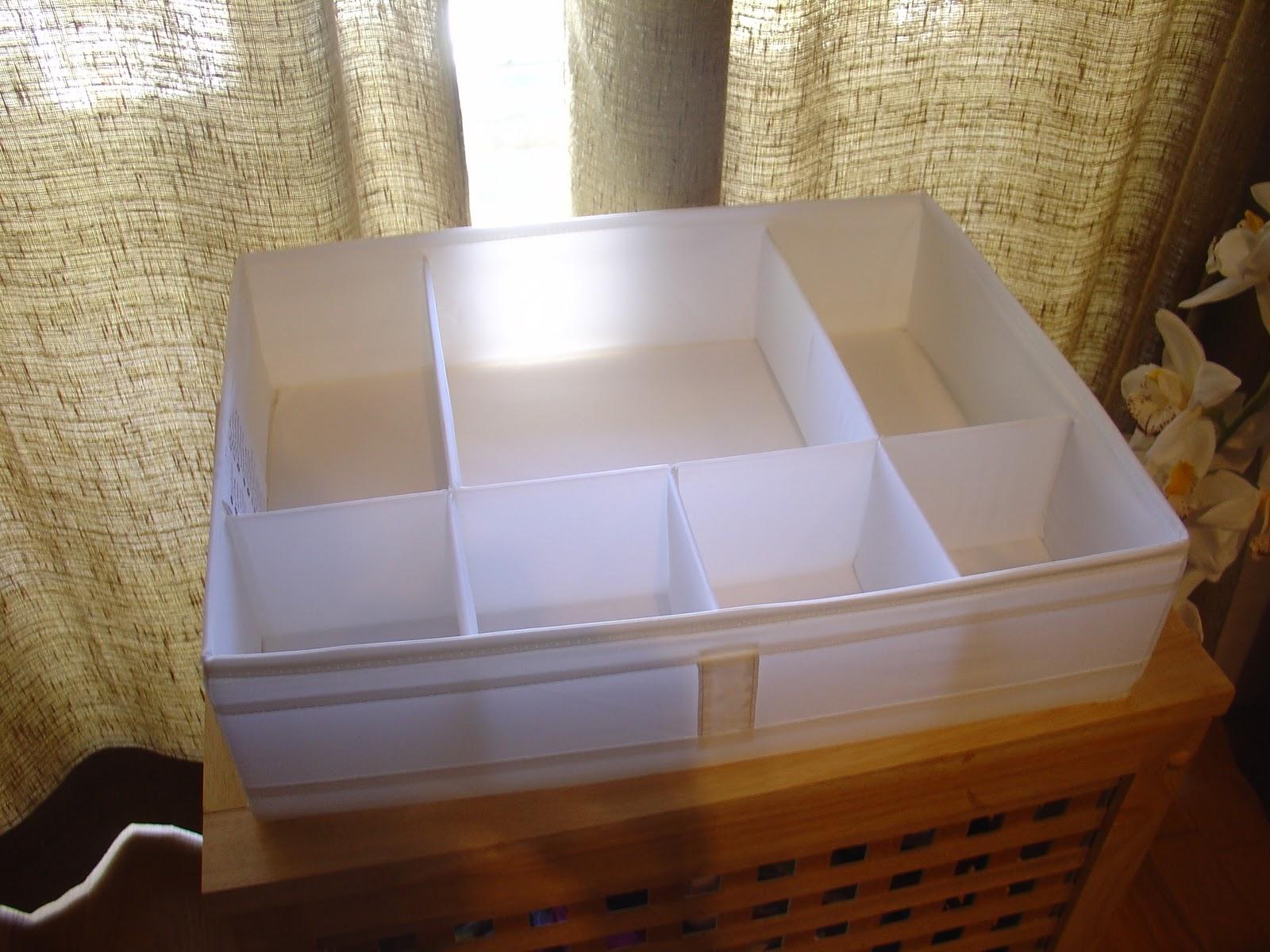 Organizador de gavetas cintos hello you - Ikea organizador cocina ...