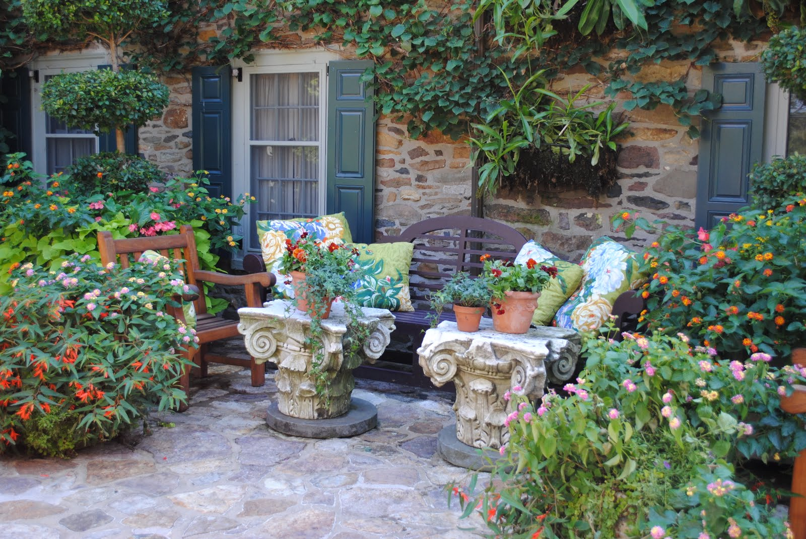 Martin Shaw Landscape Design September 2010