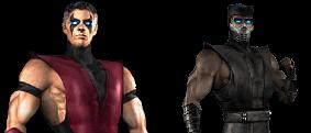Kuriosidades juegos Mortal Kombat Reiko+noob