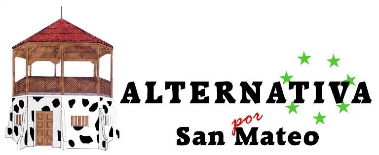 Alternativa por San Mateo
