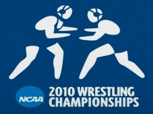 NCAA Wrestling Championships 2010 Results