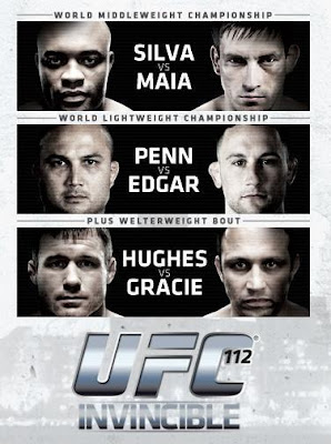 UFC 112 Results