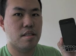 Jason Chen of Gizmodo