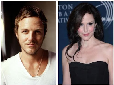 Charlie Mars and Mary-Louise Parker