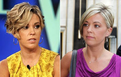Kate Gosselin New Hair