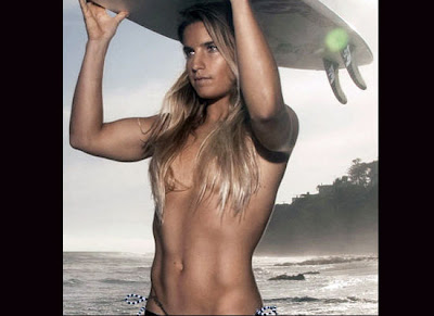 Claire Bevilacqua ESPN Body Issue Pictures
