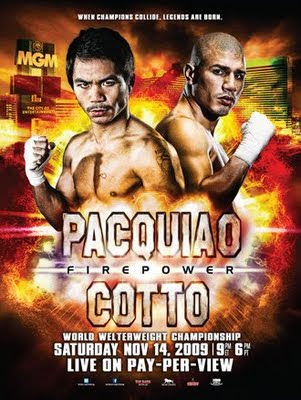 Manny Pacquiao vs Miguel Cotto Live Stream Free - Pacquiao vs Cotto Fight Live Stream
